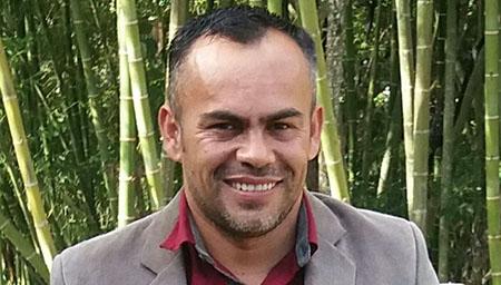 Concejal de Gigante Jorge Enrique Alvarado, renuncio a su curul