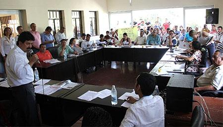 Gobernación del Huila invierte millonarios recursos en diferentes sectores en el Municipio de Tello.