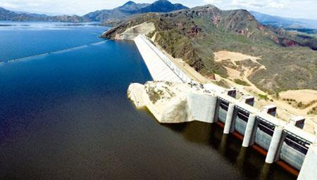 Construirán dos puertos turísticos en Gigante sobre el embalse el Quimbo.