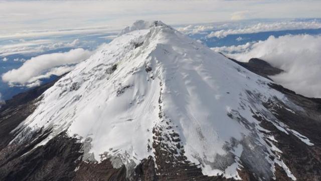 Volcán Nevado del Huila No ha aumentado el nivel de actividad