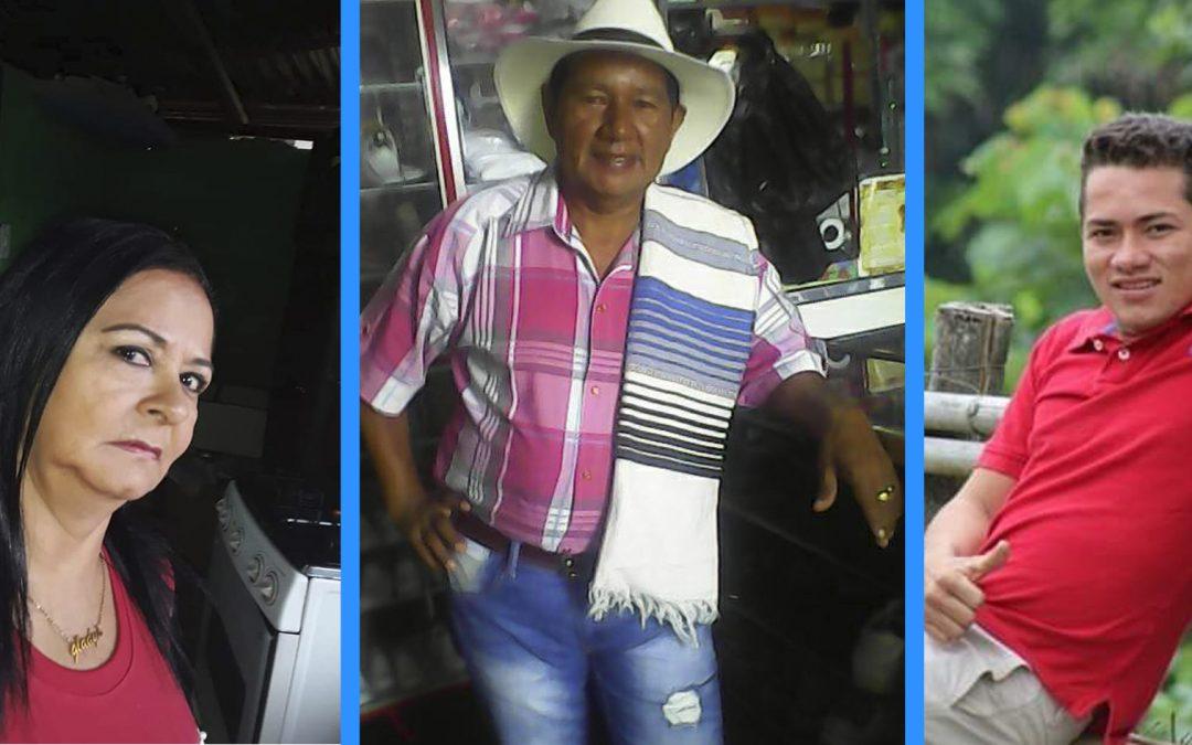 Tres asesinatos en la noche del sábado en Gigante.