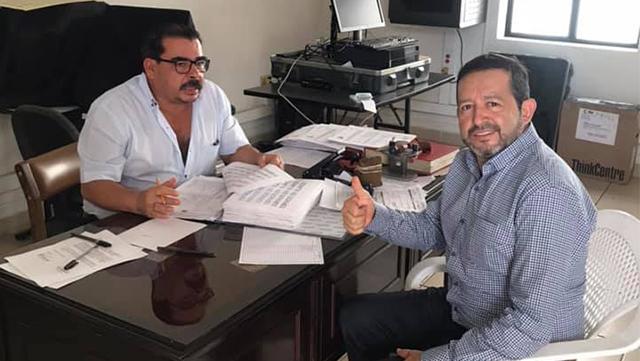 5.600 firmas respaldan a Eder Perdomo en Gigante.