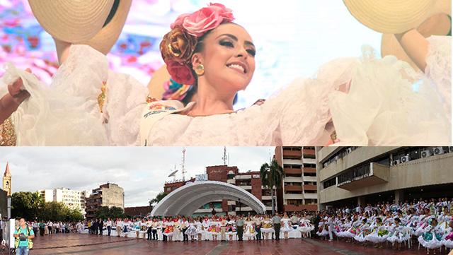 Hoy, gran apertura del Festival del Bambuco y celebración de 114 años del Huila