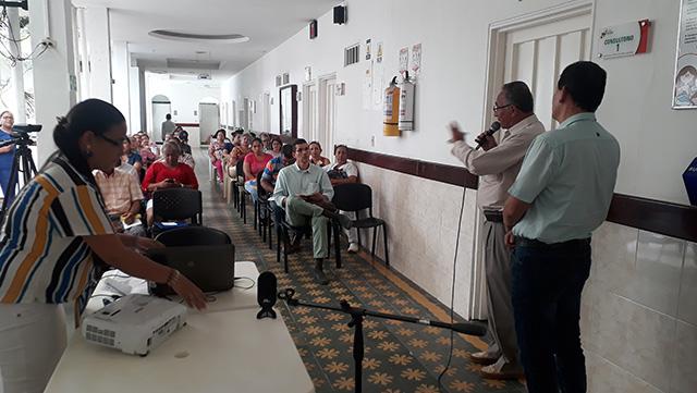 Se cumplió la rendición de cuentas de la ESE Hospital San Antonio de Gigante